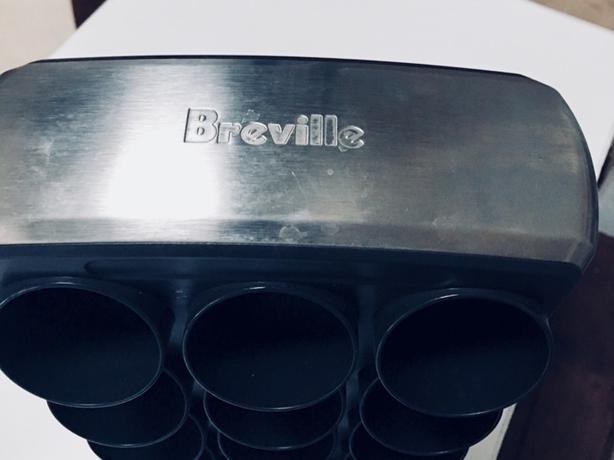 Breville pod Carousel