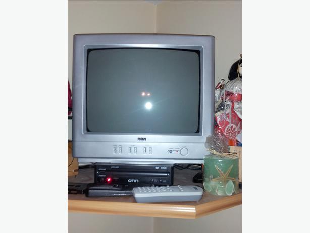 """14"""" small RCA TV"""