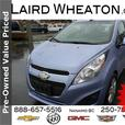 2015 Chevrolet Spark LS Automatic, One Owner