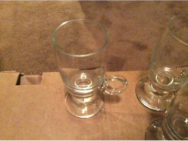 Coffee glasses