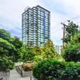 West End 1 Bed + Den + Office 1 Bath Condo w/ Fireplace @ The Park