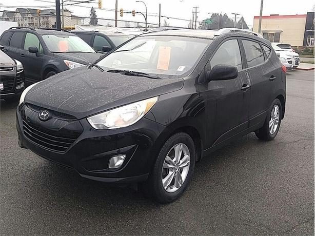 2012 Hyundai Tucson GLS (A6) AWD BC NO ACCIDENTS