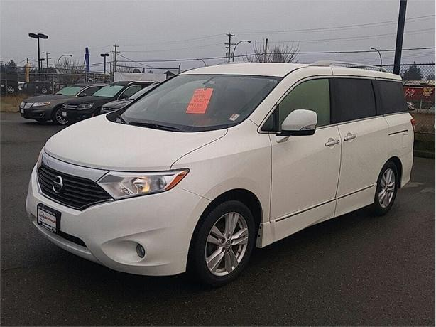 2012 Nissan Quest 3.5 SL (CVT) CERTIFIED PRE OWNED