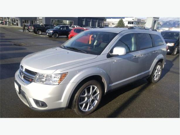 2014 DAIMLER DODGE Journey LIMITED FWD BC NO ACCIDENTS