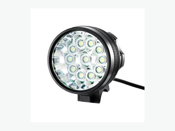 Riding Lights - Brights LED 1-16 bulbs  light, battery, charger and headstrap