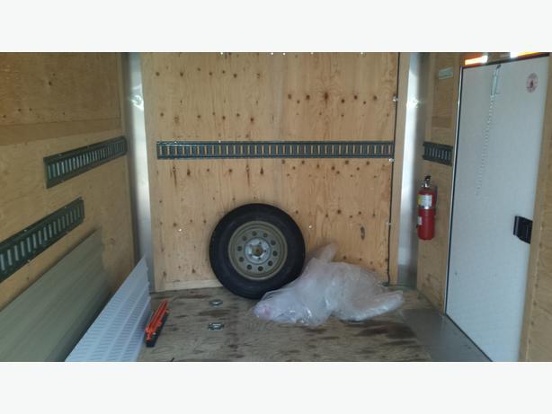 16 Foot Cargo Mate trailer