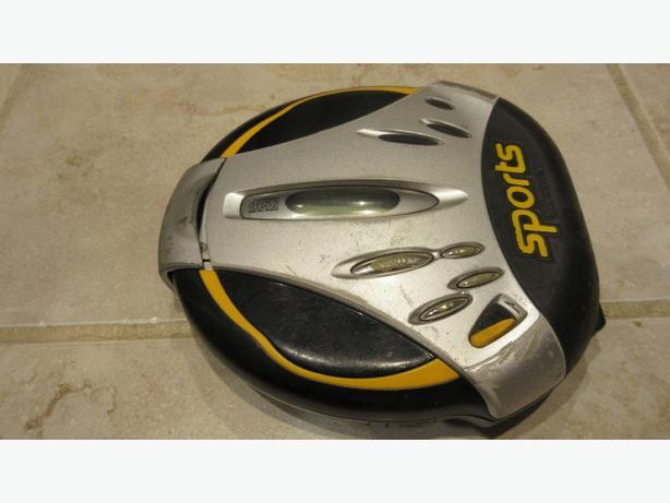 Sony portable sports CD Player discman