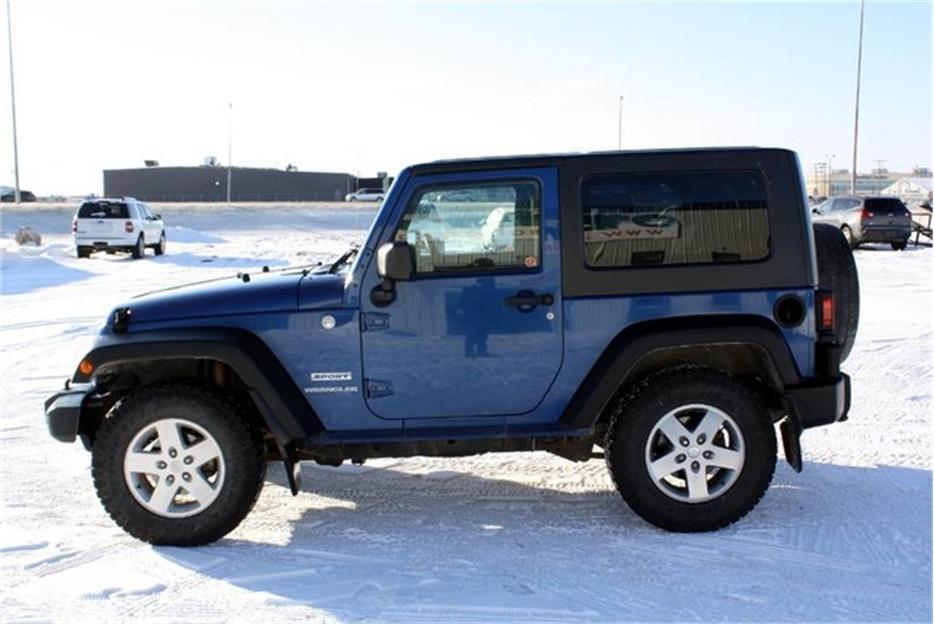 2010 Jeep Wrangler Mountain No Pst W 4x4 Outside South