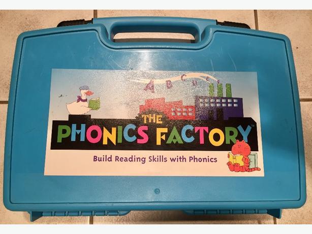 Phonics learning kit