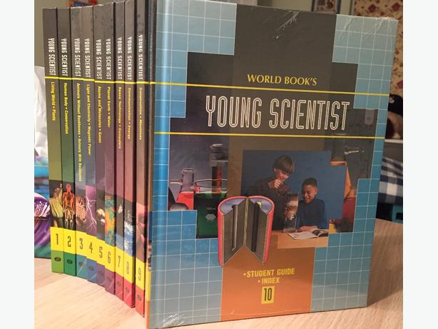 Young Scientist series