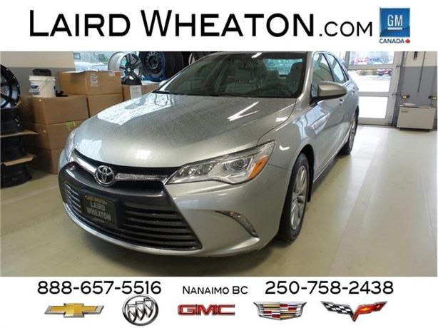 2015 Toyota Camry XLE Clean, Sunroof