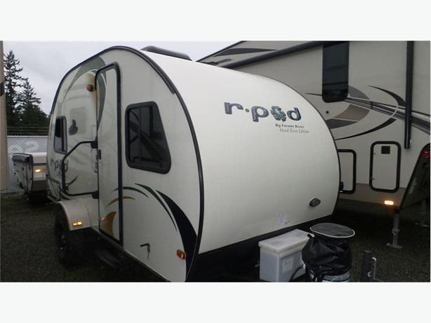 2014 Forest River R-pod RP-177 -