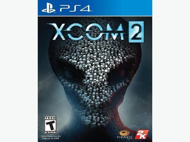 XCOM For PS4
