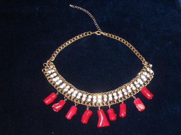 necklace DCK , X Expression ,