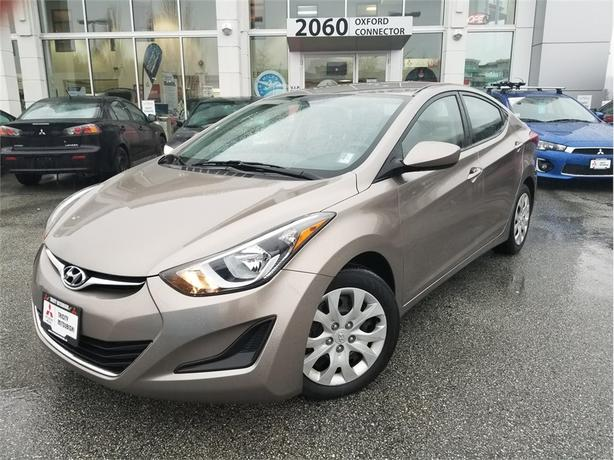 2014 Hyundai Elantra GL WITH HEATED SEATS & BLUETOOTH