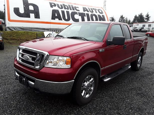 2007 Ford F150 Ext Cab