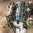 JDM 2JZGTE VVTI 3.0L ENGINE AUTOMATIC TRANSMISSION HARNESS ECU