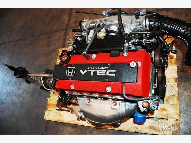 JDM HONDA F20C S2000 ENGINE TRANSMISSION 6 SPEED AP1 ECU WIRING
