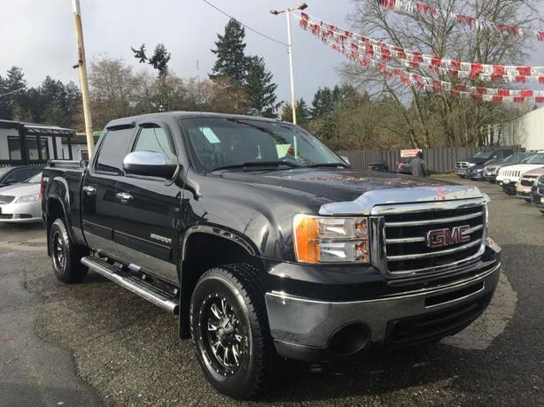 2013 GMC Sierra 1500! 2 Pay Stubs, You're Approved!