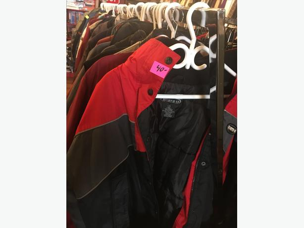 75% off teen's jackets at Vintage Funk