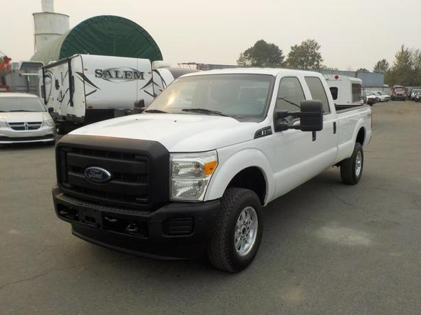 2014 Ford F-350 SD XL Crew Cab Long Box 4WD