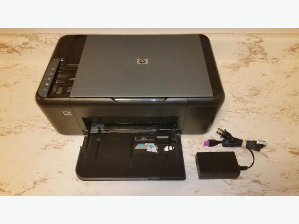 2 HP All-in-one Printer/Scanner/Copiers