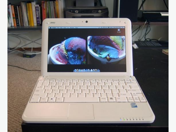 MSI Netbook