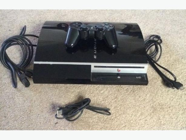 PS3 Regular Style 160GB