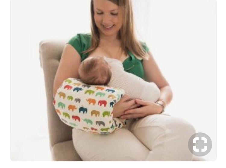 For Trade Portable Reversible Arm Nursing Pillow Central