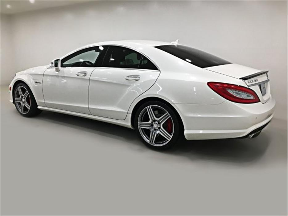 2014 Mercedes Benz Cls Class 63 Amg S Model Sunroof