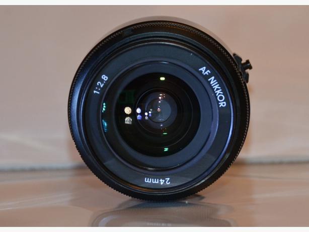 AF Nikkor 24mm f:2.8 Lens - $189