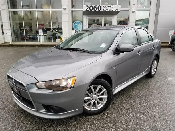2015 Mitsubishi Lancer SE WITH HEATED SEATS, BLUETOOTH, ALLOYS