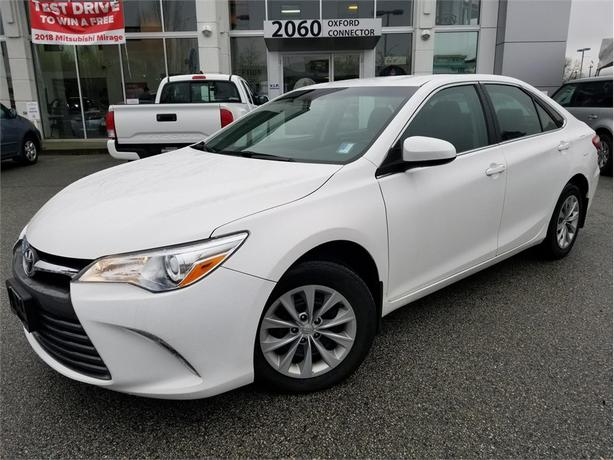 2015 Toyota Camry LE BACK UP CAMERA, BLUETOOTH, A/C