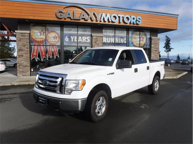 2012 Ford F-150 XLT - CREW CAB, BLUETOOTH,  TOW PACKAGE