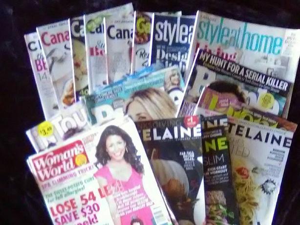 Woman's Magazines