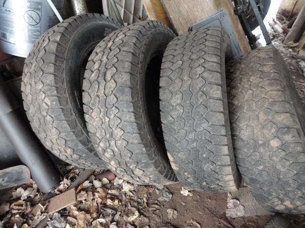245x65x17 tires