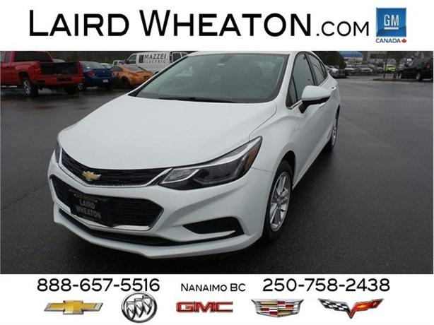 2017 Chevrolet Cruze LT Automatic, Sunroof