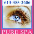 Full set 3D -6D eyelash extensions