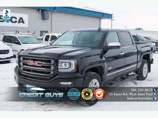 2016 GMC Sierra 1500 SLE #I6127 INDOOR AUTO SALES WINNIEPG