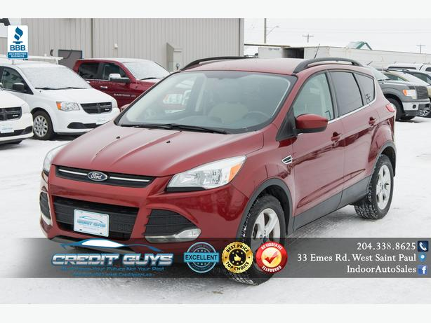2014 Ford Escape SE #I6184 INDOOR AUTO SALES WINNIPEG