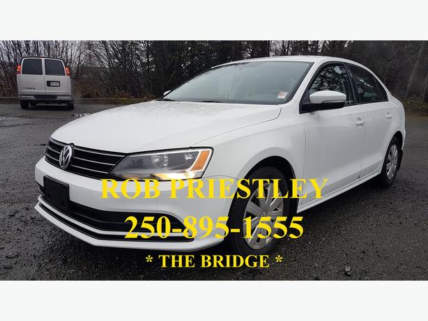 2015 VOLKSWAGEN JETTA CITY * THE BRIDGE *
