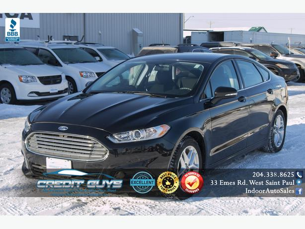 2013 Ford Fusion SE #I6205A INDOOR AUTO SALES WINNIPEG