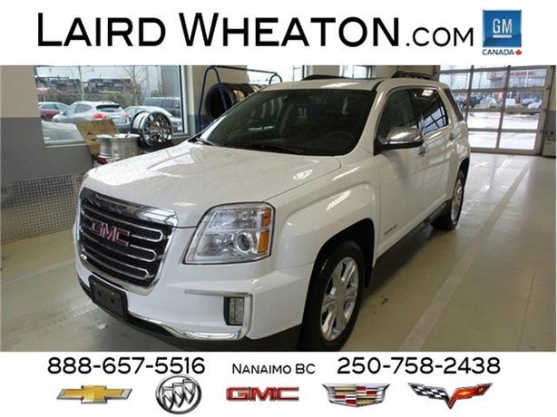 2017 GMC Terrain SLE AWD,Sunroof, Spacious