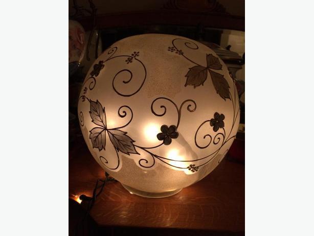 Vintage Lamp Shade