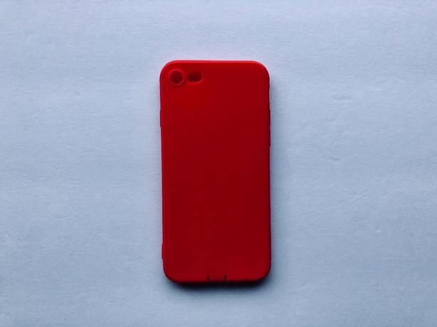Super Thin Red iPhone 7 Case NEW