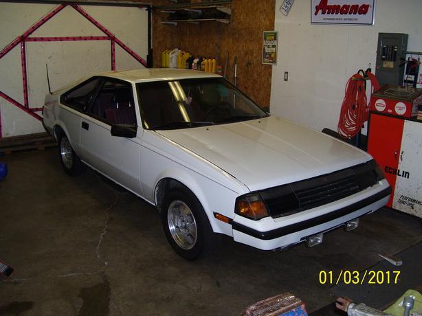 84 Celica GT RWD