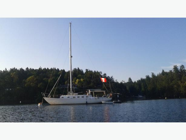 42 ft Spencer sloop