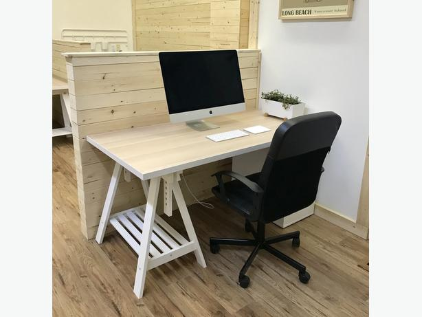 Desks and Hotspots available in Shared Office Coworking Space
