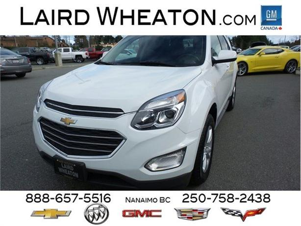 2017 Chevrolet Equinox LT AWD, Protection Package