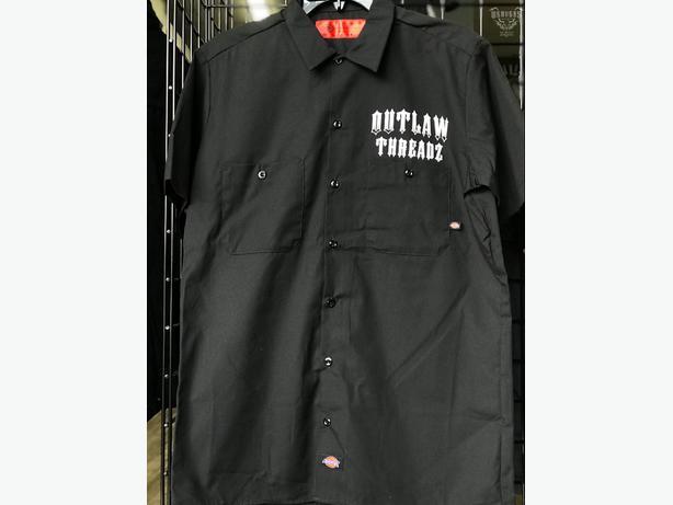 Mens Outlaw Threadz Shop Shirt